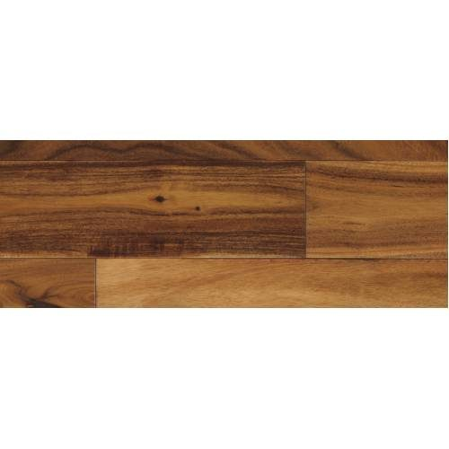 """Asian Walnut Collection by Paramount Flooring Solid Hardwood 3-5/8"""" Small Leaf Acacia - Natural"""