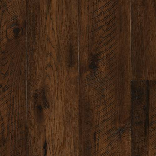"Barnwood Collection by Paramount Flooring Engineered Hardwood 7-1/2"" Hickory - Brewery Timber"