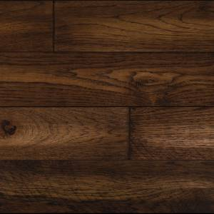 Barnwood Hickory Collection by Paramount Flooring Solid Hardwood 5 in. Hickory - Covered Bridge