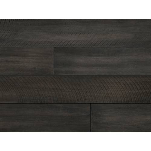 """Barnwood Hickory Collection by Paramount Flooring Solid Hardwood 5"""" Hickory - Weathered Grey"""