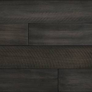 "Barnwood Hickory Collection by Paramount Flooring Solid Hardwood 5"" Hickory - Weathered Grey"