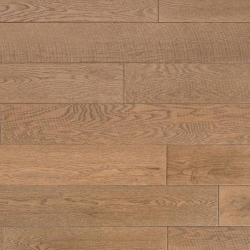 "Barnwood Oak Collection by Paramount Flooring Solid Hardwood 5"" Oak - Arrowhead"