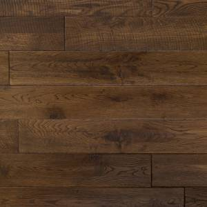 "Barnwood Oak Collection by Paramount Flooring Solid Hardwood 5"" Oak - Lift Bridge"