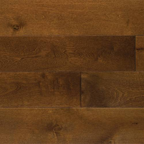 Benson Birch Collection by Paramount Flooring Solid Hardwood 3-1/2 in. Birch - Caramel