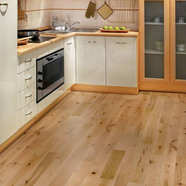 Benson solid birch hardwood 6 colors for Birch wood cost