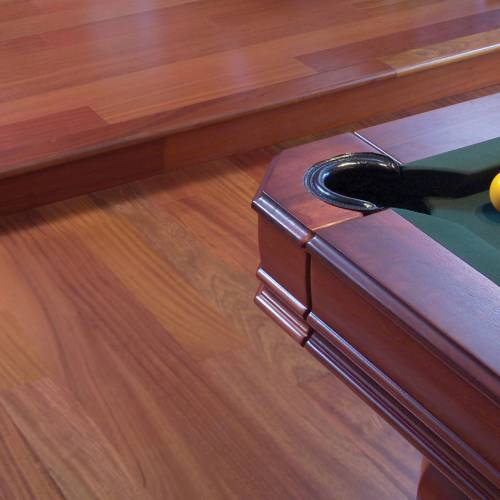"Brazilian Cherry Collection by Paramount Flooring Solid Hardwood 3-5/8"" Jatoba - Natural"