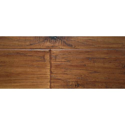 Bucks County Collection by Paramount Flooring Engineered Hardwood 5 in. Hickory - Livingston Gold