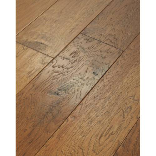 Canoe Bay Firestone Collection by Paramount Flooring Engineered Hardwood 7-1/2 in. Hickory - Infield