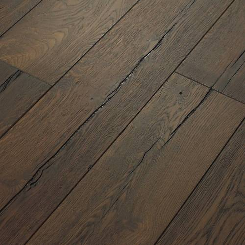 Canoe Bay Key West Collection by Paramount Flooring Engineered Hardwood 7 in. White Oak - Mallory Square
