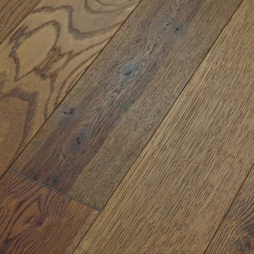 Canoe Bay Neutrality Oak Collection by Paramount Flooring Engineered Hardwood 7 in. Oak - Balanced Brown