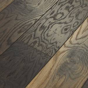 Canoe Bay Firestone Collection by Paramount Flooring Engineered Hardwood 7-1/2 in. White Oak - Steel Reserve
