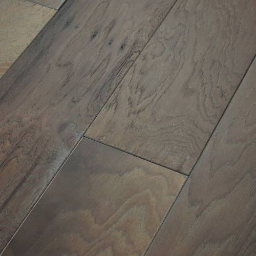 Canoe Bay Ombreance Hickory Collection by Paramount Flooring Engineered Hardwood 7-1/2 in. Hickory - Smokey Gray