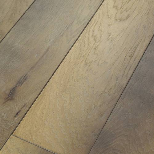 Canoe Bay Ombreance Hickory Collection by Paramount Flooring Engineered Hardwood 7-1/2 in. Hickory - Sultry Taupe