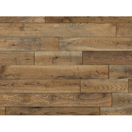 Cobblestone Creek Collection by Paramount Flooring Solid Hardwood 3-1/2 in. Oak - Farmhouse