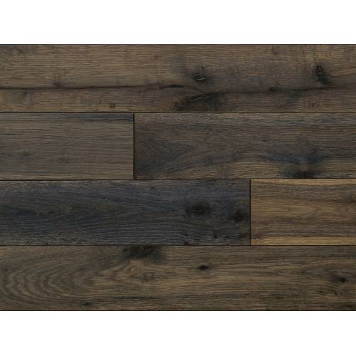 Cobblestone Creek Collection by Paramount Flooring Solid Hardwood 3-1/2 in. Oak - Iron Gate