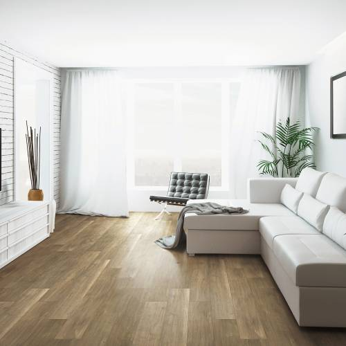 """Country View Collection by Paramount Flooring Engineered Hardwood 6-1/2"""" Maple - Coffee Cream"""