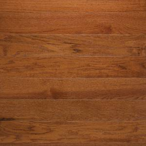 "Hampton Oak Collection by Paramount Flooring Solid Hardwood 2-1/4"" Red Oak - Gunstock"