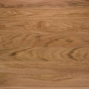 "Hampton Oak Collection by Paramount Flooring Solid Hardwood 3-1/4"" Red Oak - Natural"