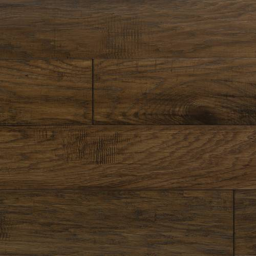 Lakeshore Collection by Paramount Flooring Engineered Hardwood 5 in. Hickory - Montrose