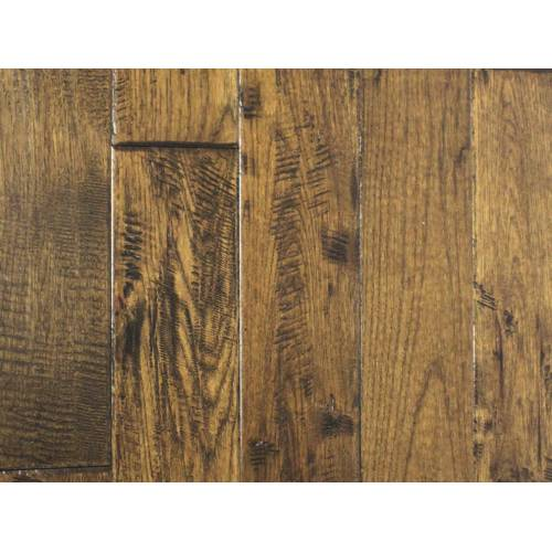 """Mountain Heritage Collection by Paramount Flooring Solid Hardwood 2-1/4"""", 3-1/4"""", 5"""" Hickory - Blackburn"""