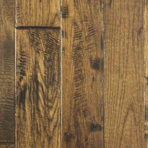 "Mountain Heritage Collection by Paramount Flooring Solid Hardwood 5"" Hickory - Blackburn"