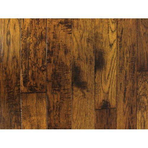 """Mountain Heritage Collection by Paramount Flooring Solid Hardwood 2-1/4"""", 3-1/4"""", 5"""" Hickory - Denali"""