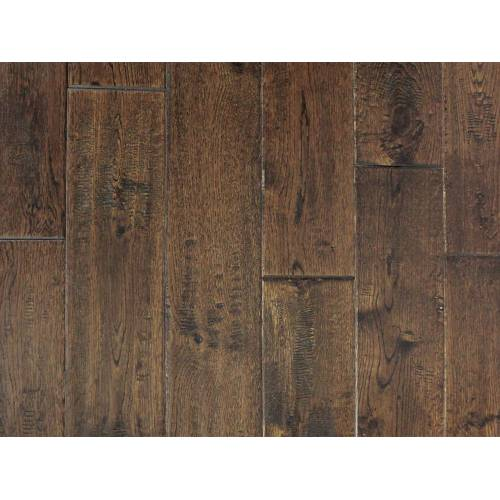 """Mountain Heritage Collection by Paramount Flooring Solid Hardwood 5"""" Oak - Brown Bear"""