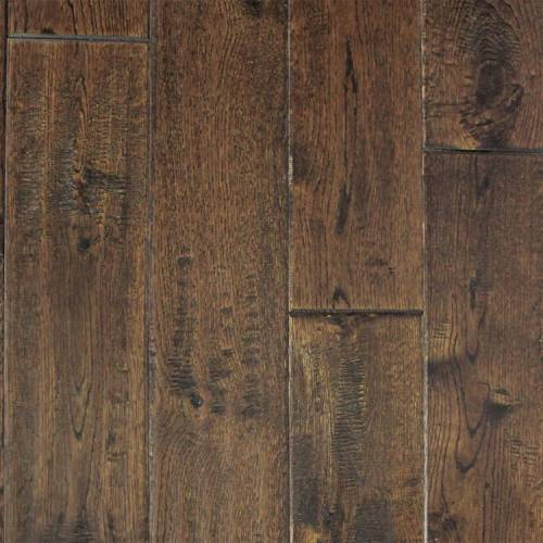 "Mountain Heritage Collection by Paramount Flooring Solid Hardwood 5"" Oak - Brown Bear"
