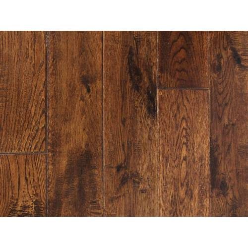"""Mountain Heritage Collection by Paramount Flooring Solid Hardwood 5"""" Oak - Rainer"""