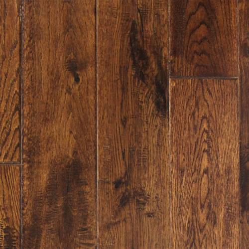 "Mountain Heritage Collection by Paramount Flooring Solid Hardwood 5"" Oak - Rainer"