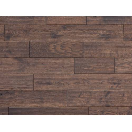 """Old Town Collection by Paramount Flooring Solid Hardwood 5"""" Oak - Carbon Wood"""