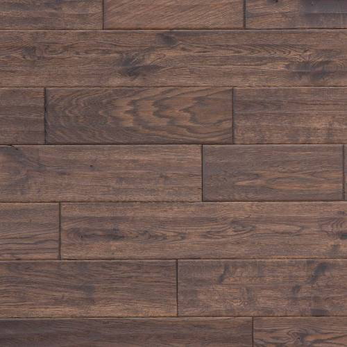 "Old Town Collection by Paramount Flooring Solid Hardwood 5"" Oak - Carbon Wood"