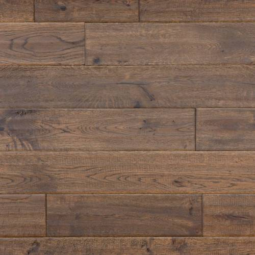 "Old Town Collection by Paramount Flooring Solid Hardwood 5"" Oak - Grey Shadow"