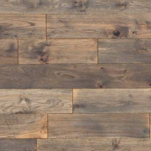 """Old Town Collection by Paramount Flooring Solid Hardwood 5"""" Oak - Iron Gate"""