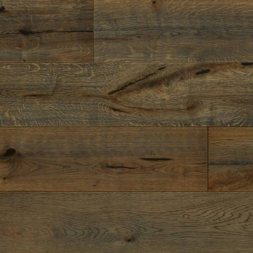 "Smokehouse Collection by Paramount Flooring Engineered Hardwood 7-1/2"" Oak - Farmhouse"