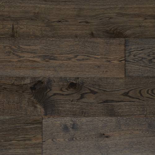 "Smokehouse Collection by Paramount Flooring Engineered Hardwood 7-1/2"" Oak - Iron Gate"
