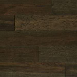 Summit County Hickory Collection by Paramount Flooring Solid Hardwood 5 in. Hickory - Boulder