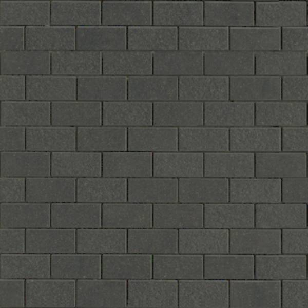 Brick Black Mix