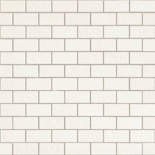 Brick White Mix