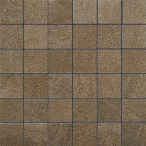 Deep Collection by Porcelanosa Mosaic Tile 12x12 Brown Nature