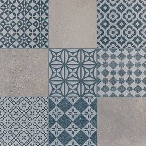 Marbella Collection by Porcelanosa Ceramic Tile 12x35 Blue