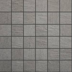 Max Collection by Porcelanosa Mosaic Tile 12x12 Grey Nature