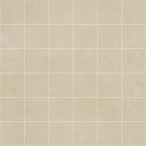 Morse Collection by Porcelanosa Mosaic Tile 12x12 Beige Nature
