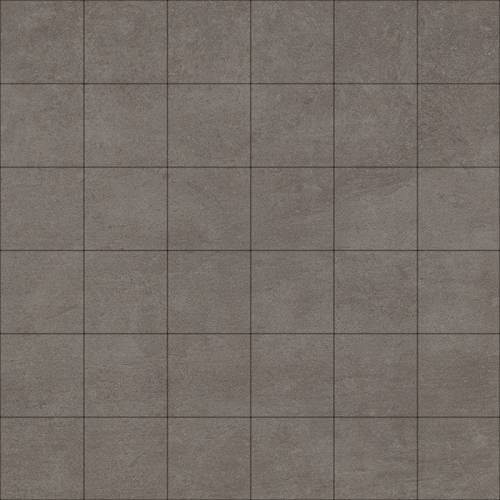 Morse Collection by Porcelanosa Mosaic Tile 12x12 Coal Nature