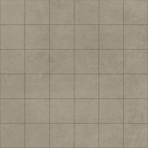Morse Collection by Porcelanosa Mosaic Tile 12x12 Grey Nature