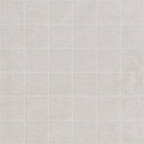 Morse Collection by Porcelanosa Mosaic Tile 12x12 White Nature
