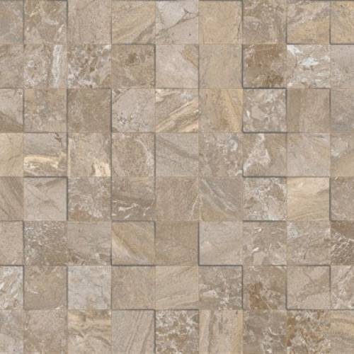 Recife Collection by Porcelanosa Mosaic Tile 12x35 Gris