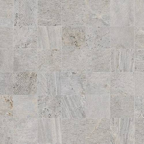 Rodano Collection by Porcelanosa Mosaic Tile 12x12 Acero