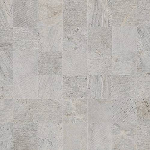 Rodano Collection by Porcelanosa Mosaic Tile 12x35 Acero