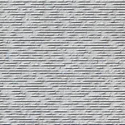 Rodano Collection by Porcelanosa Ceramic Tile 12x23 Lineal Acero